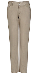 51281-KAK matchstick narrow leg pants