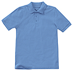 58322-CMBL boys long sleeved polo