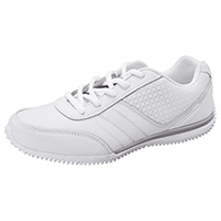 Exclude Holly Leather Athletic Shoe